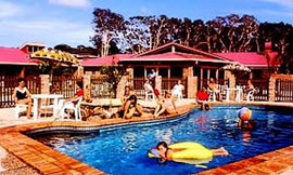 Wombat Beach Resort - Carnarvon Accommodation