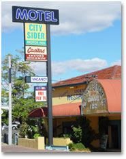 City Sider Motor Inn - Carnarvon Accommodation