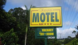Fiesta Motel - Carnarvon Accommodation