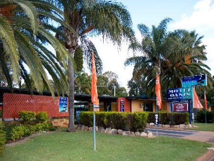 Motel Oasis - Carnarvon Accommodation