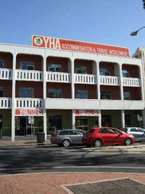 Adelaide Central YHA - Carnarvon Accommodation