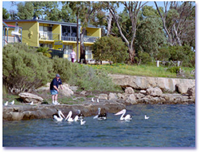 Almonta Holiday Apartments - Carnarvon Accommodation