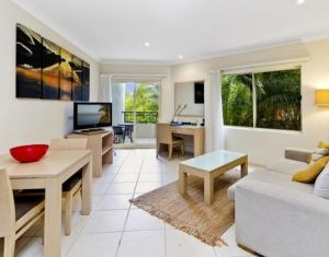 Terrigal Sails Serviced Apartments - Carnarvon Accommodation