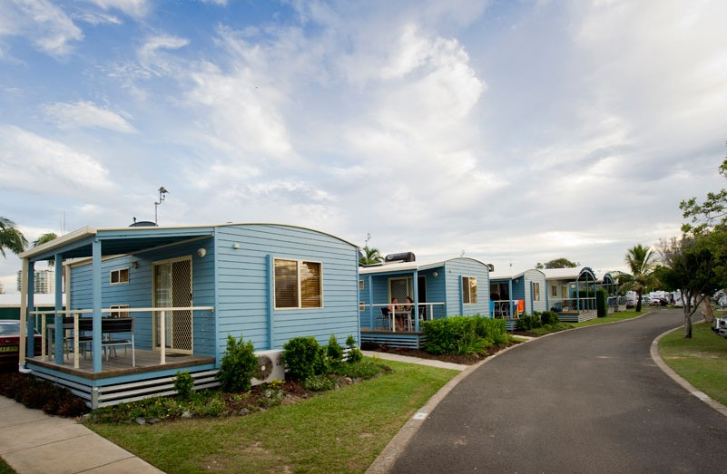Cotton Tree Holiday Park