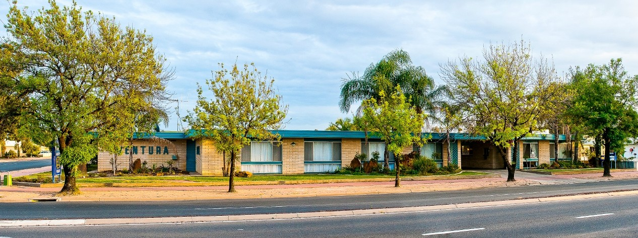 Ventura Motel - Carnarvon Accommodation