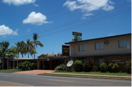 Proserpine Motor Lodge - Carnarvon Accommodation