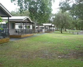 Beachfront Caravan Park - Carnarvon Accommodation