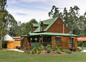 Mystic Mountains Holiday Cottages - Carnarvon Accommodation