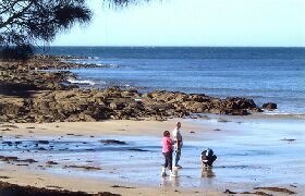 Greens Beach Retreat - Carnarvon Accommodation