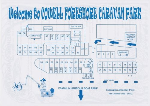 Cowell Foreshore Caravan Park amp Holiday Units - Carnarvon Accommodation