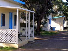 Kingscote Nepean Bay Tourist Park And Parade Units - Carnarvon Accommodation