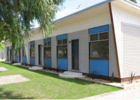 Beach Holiday Apartments - Carnarvon Accommodation