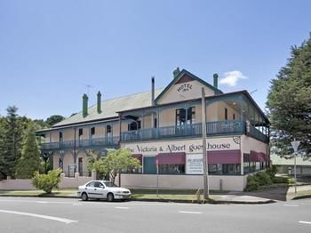 The Victoria amp Albert Guesthouse - Carnarvon Accommodation