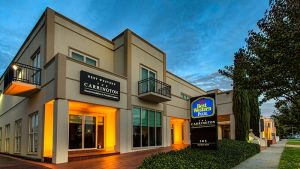 BEST WESTERN PLUS The Carrington - Carnarvon Accommodation