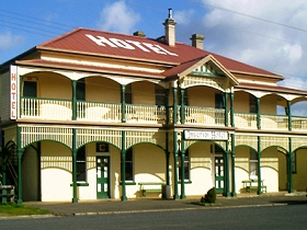 Imperial Hotel - Carnarvon Accommodation