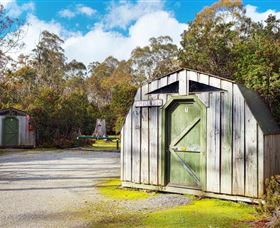 Discovery Holiday Parks Cradle Mountain Cosy Cabins - Carnarvon Accommodation