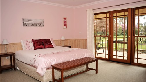 Stableford House Bed  Breakfast - Carnarvon Accommodation