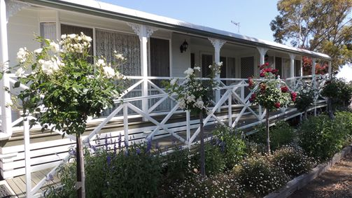 Burrabliss Bed and Breakfast - Carnarvon Accommodation