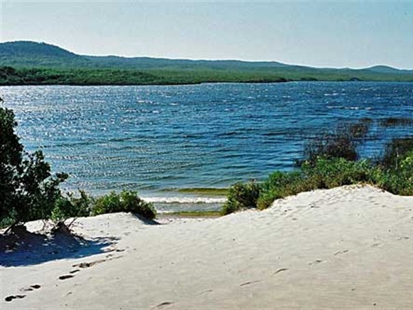 Blue Lagoon Campground - Carnarvon Accommodation