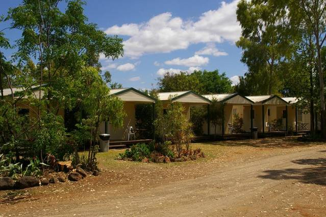 Bedrock Village Caravan Park - Carnarvon Accommodation