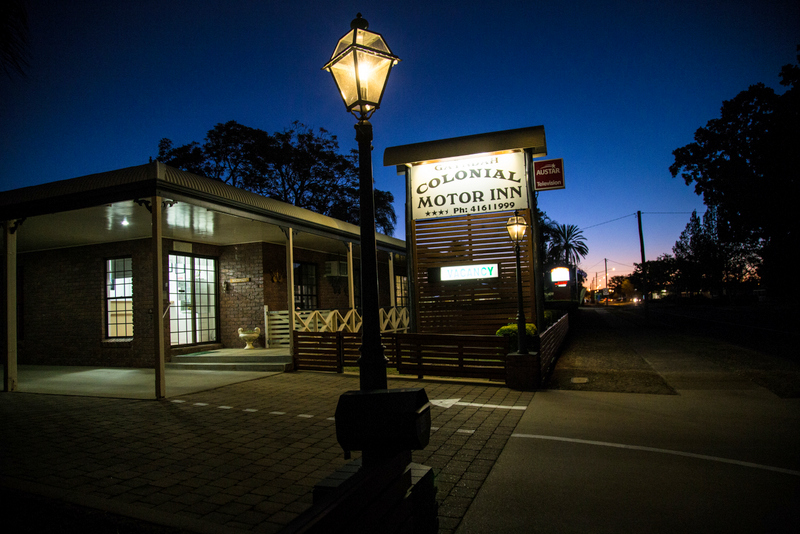 Gayndah Colonial Motor Inn - Carnarvon Accommodation