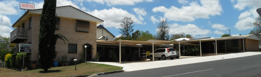 Goomeri Motel - Carnarvon Accommodation