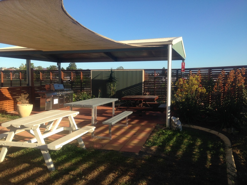 Gympie Caravan Park - Queens Park - Carnarvon Accommodation