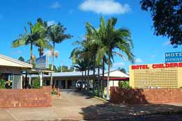Motel Childers - Carnarvon Accommodation