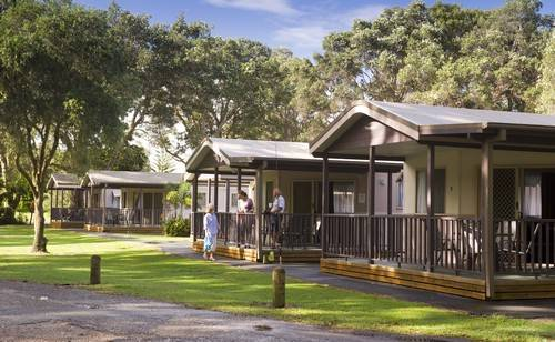 North Coast Holiday Parks Beachfront - Carnarvon Accommodation