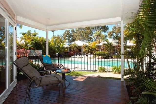 NRMA Treasure Island Holiday Park - Carnarvon Accommodation