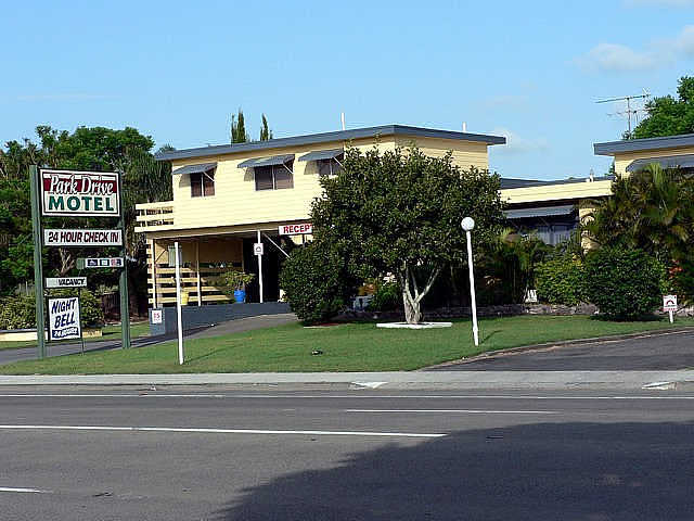 Park Drive Motel - Carnarvon Accommodation