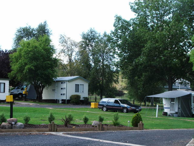 Poplar Caravan Park - Carnarvon Accommodation