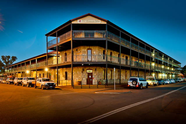 The Esplanade Hotel Port Hedland - Carnarvon Accommodation