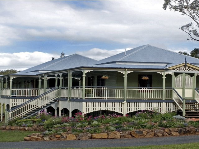 The Sanctuary Springbrook Guest House Cottage - Carnarvon Accommodation