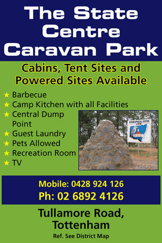 The State Centre Caravan Park - Carnarvon Accommodation