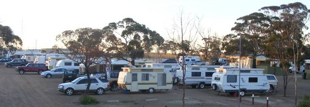 Woomera Traveller's Village  Caravan Park - Carnarvon Accommodation