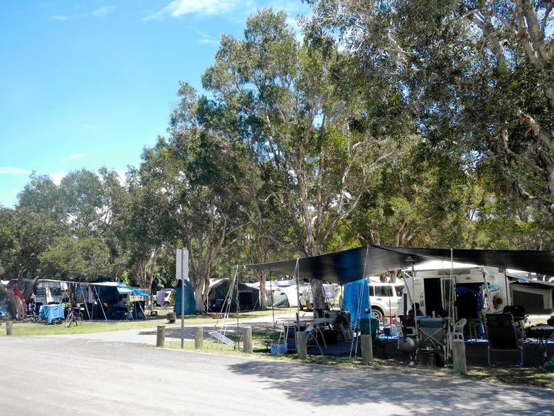 Diamond Head campground - Carnarvon Accommodation