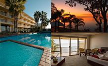 Beachcomber Hotel and Conference Centre - Toukley - Carnarvon Accommodation