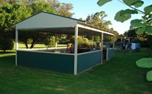 Greenways Holiday Units - Tocumwal - Carnarvon Accommodation