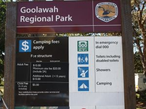 Goolawah National and Regional Parks - Carnarvon Accommodation