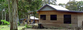 Banksia Lake Cottages - Carnarvon Accommodation