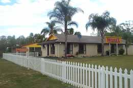 Gayndah A Motel - Carnarvon Accommodation