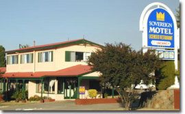 Sovereign Motor Inn Cooma - Carnarvon Accommodation