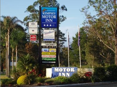 Kempsey Motor Inn - Carnarvon Accommodation