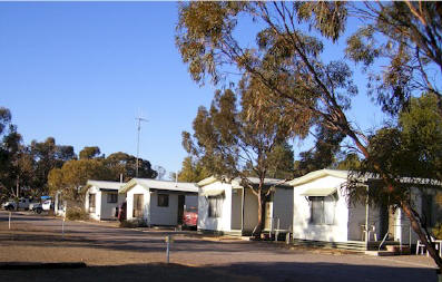 Hawker Caravan Park - Carnarvon Accommodation