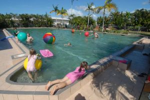 Kurrimine Beach Holiday Park - Carnarvon Accommodation