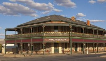 The Imperial Fine Accommodation - Carnarvon Accommodation
