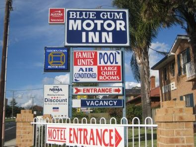 Blue Gum Motor Inn - Carnarvon Accommodation