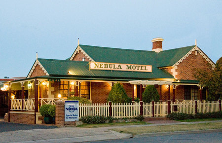 Nebula Motel - Carnarvon Accommodation