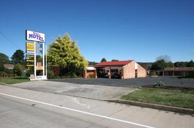 Alpha Motel - Carnarvon Accommodation